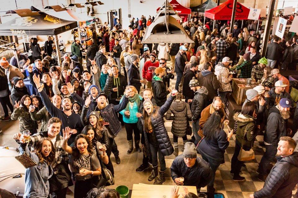 image of mile high beer festival denver colorado