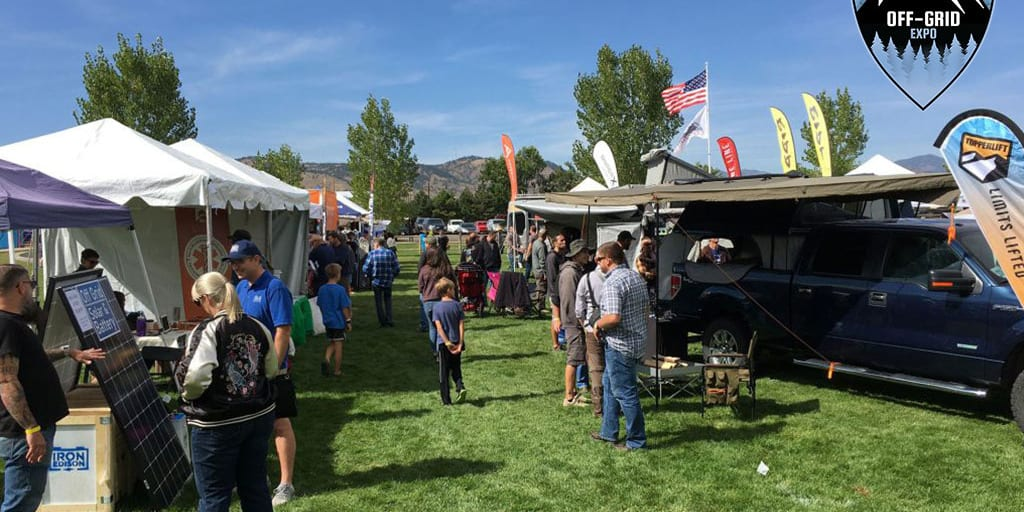 Off Grid Expo Golden CO