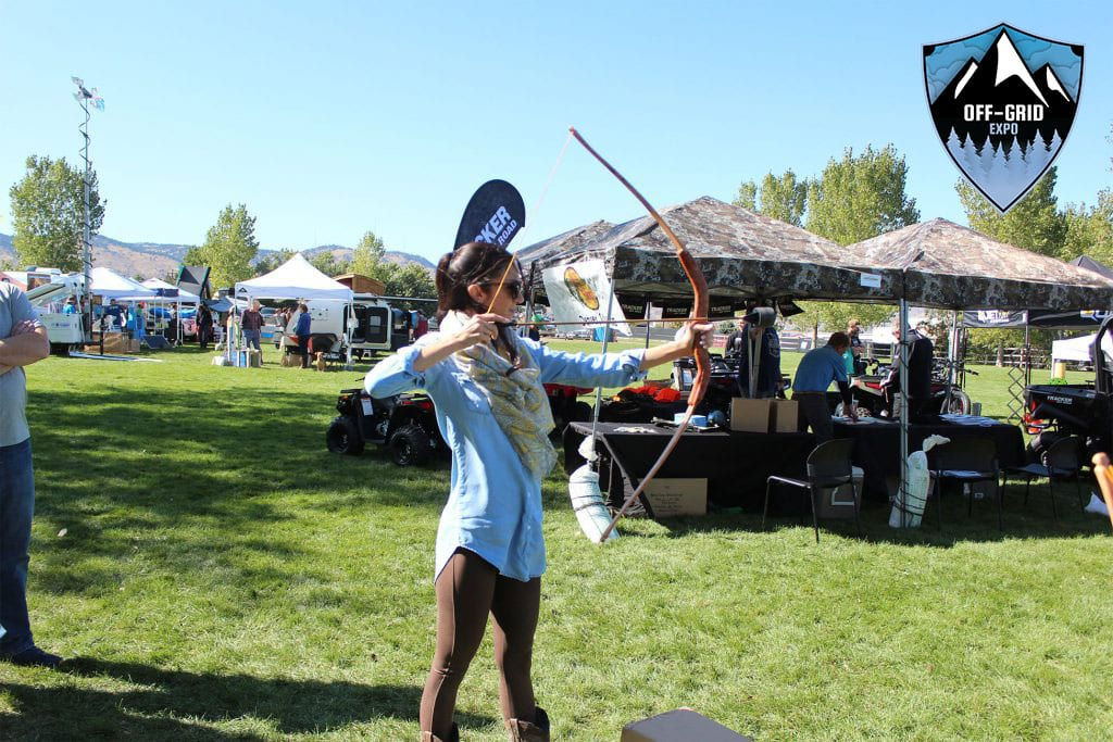 Off Grid Expo Archery Golden CO