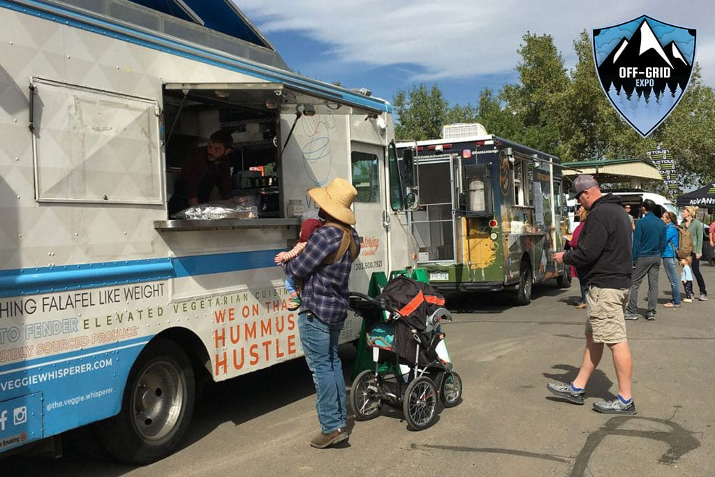 Off Grid Expo Food Truck Golden CO