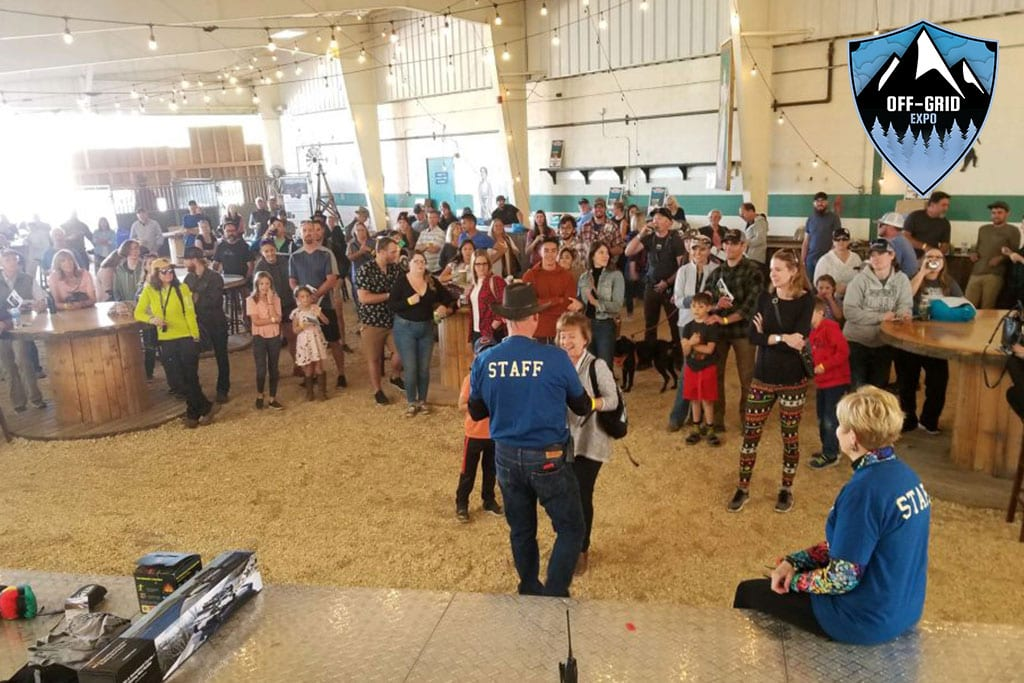 Off Grid Expo Lessons Golden CO