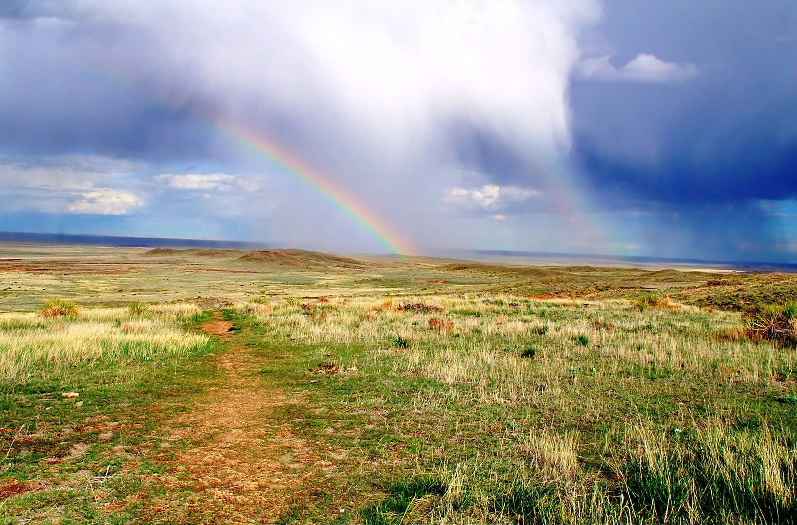 Pawnee Buttes National Grasslands, CO