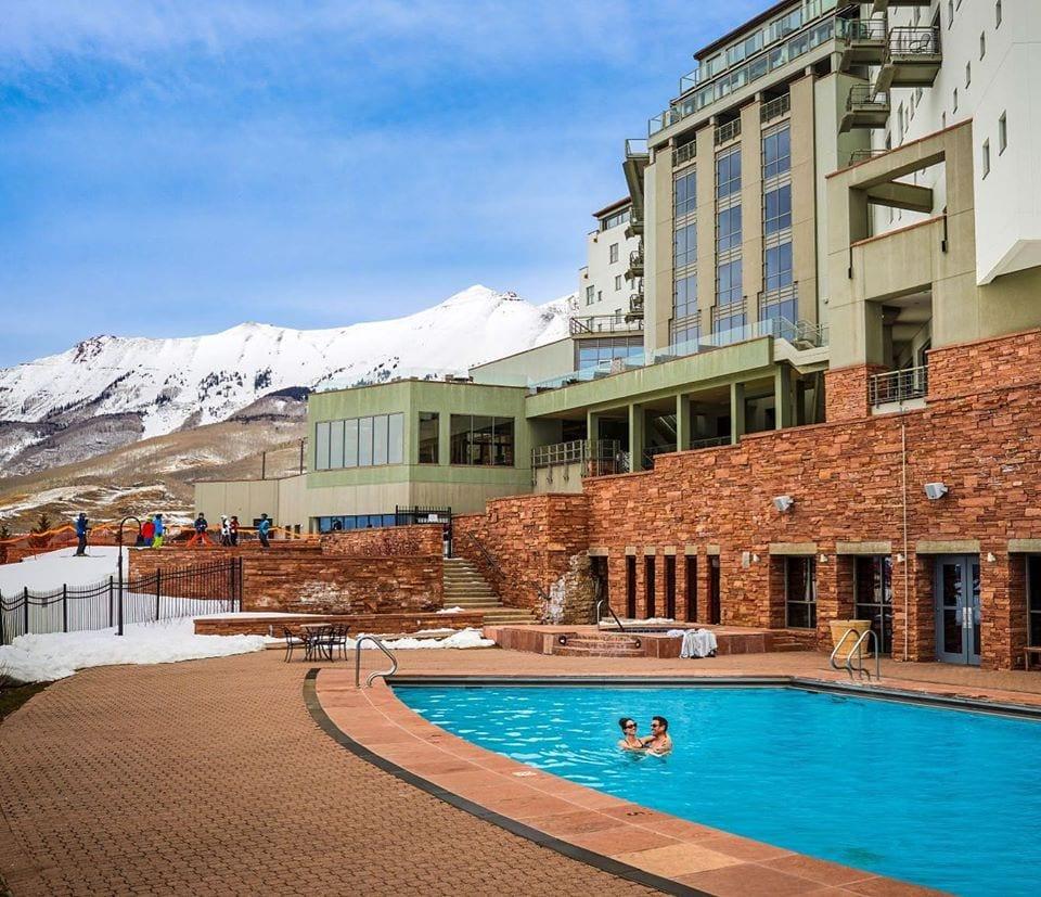 peaks resort and spa in telluride