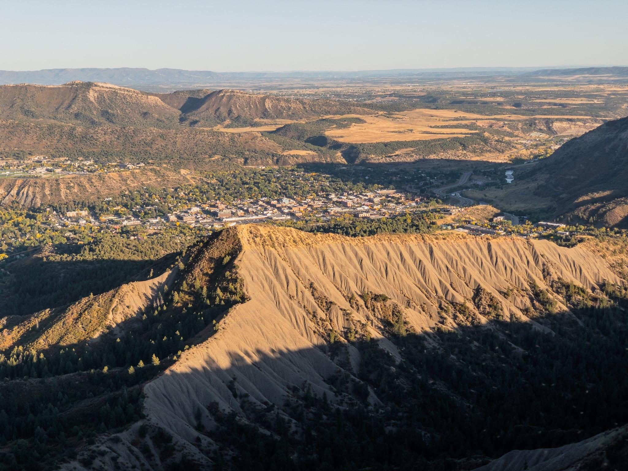 Perins Peak Durango