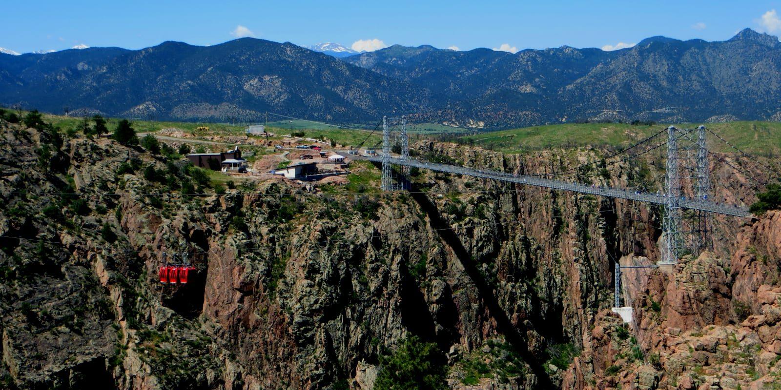 Royal Gorge Bridge, Co