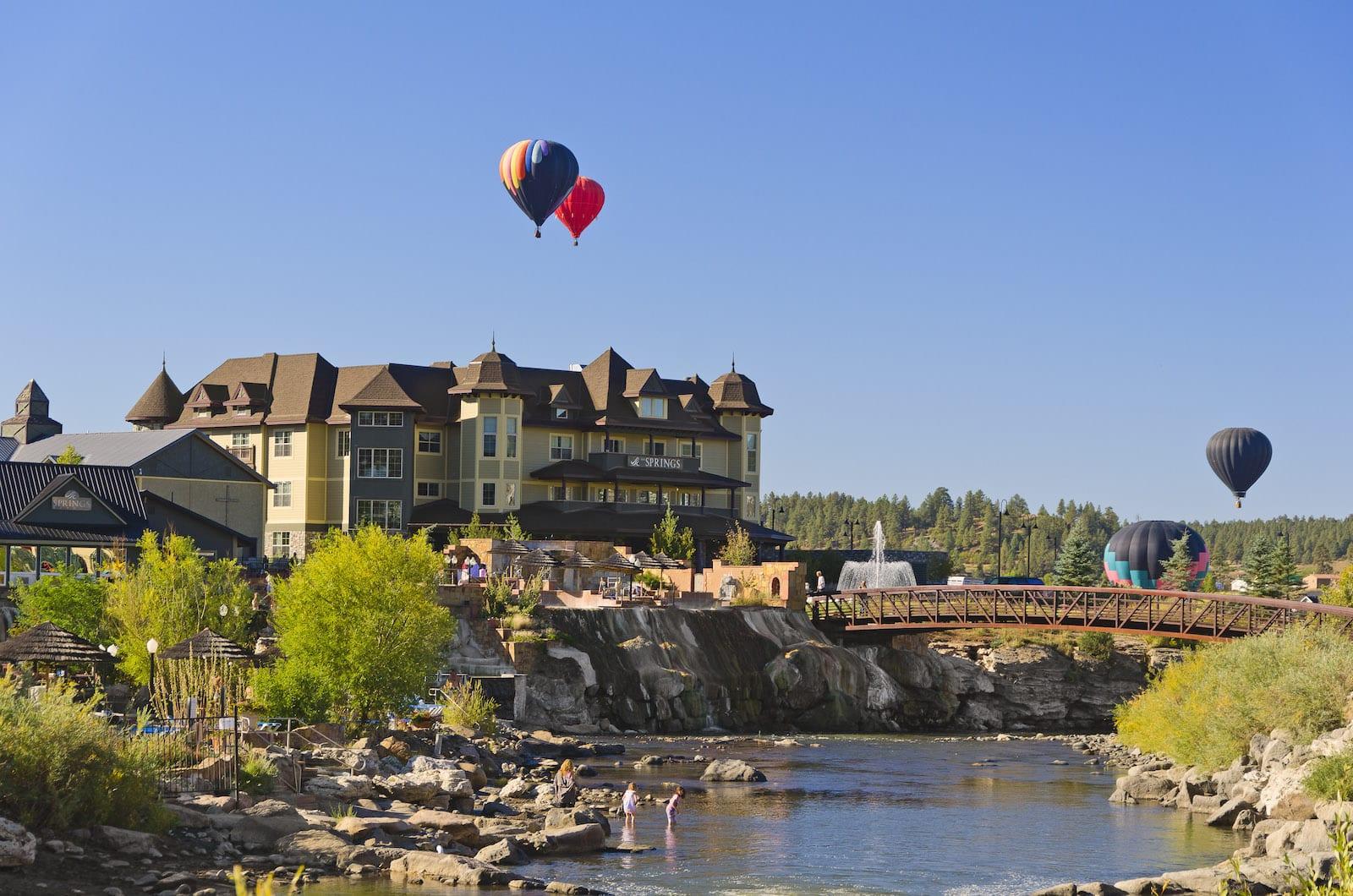 The Springs Resort, CO