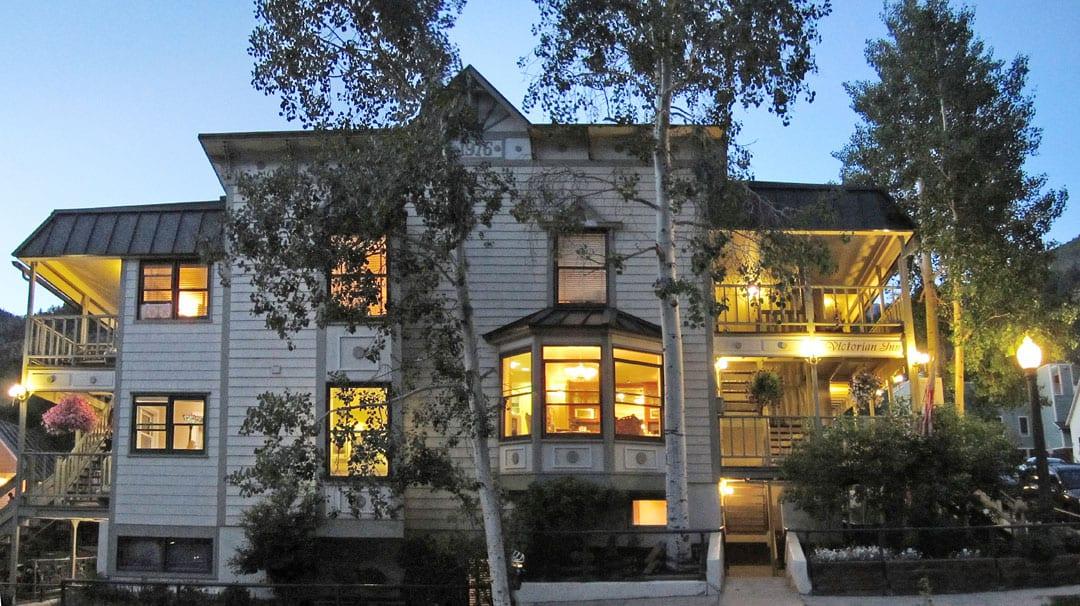 victorian inn in telluride