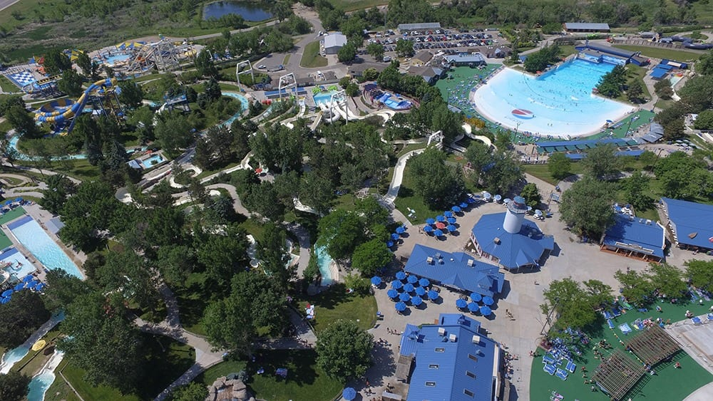 Water World in Federal Heights-Colorado