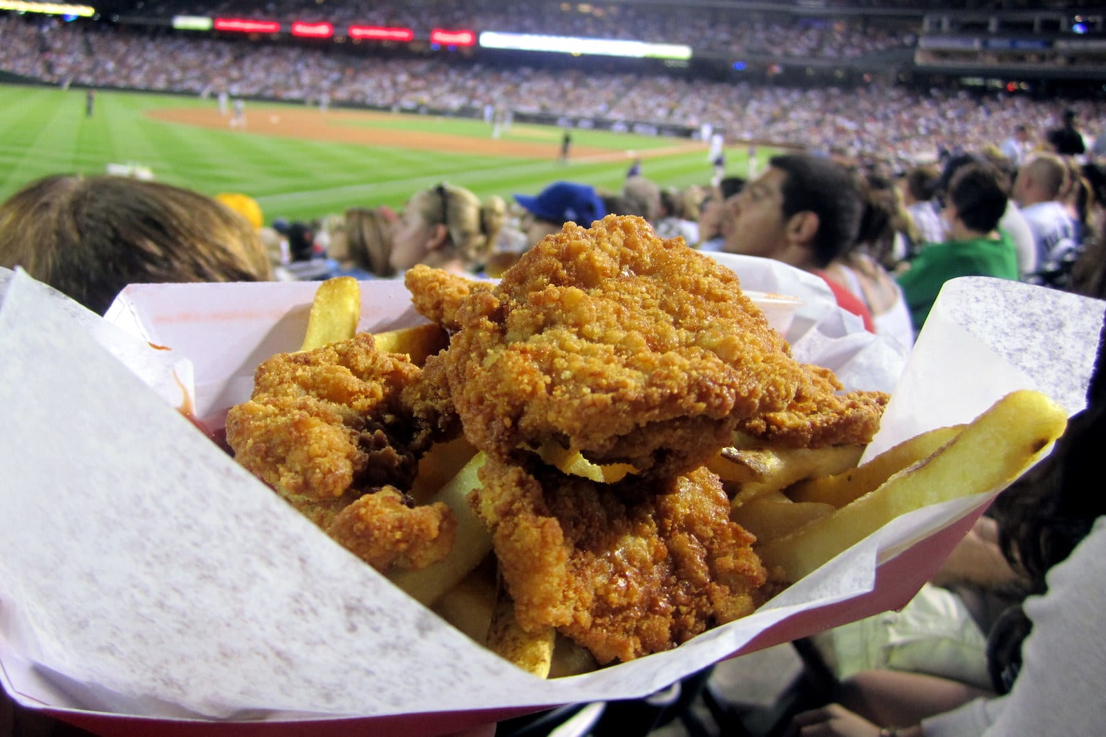 Colorado Terms Rocky Mountain Oysters at Coors Field