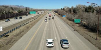 I-25 Travel from Colorado Springs to Denver