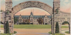 Union Printers Home Circa 1920 Colorado Springs