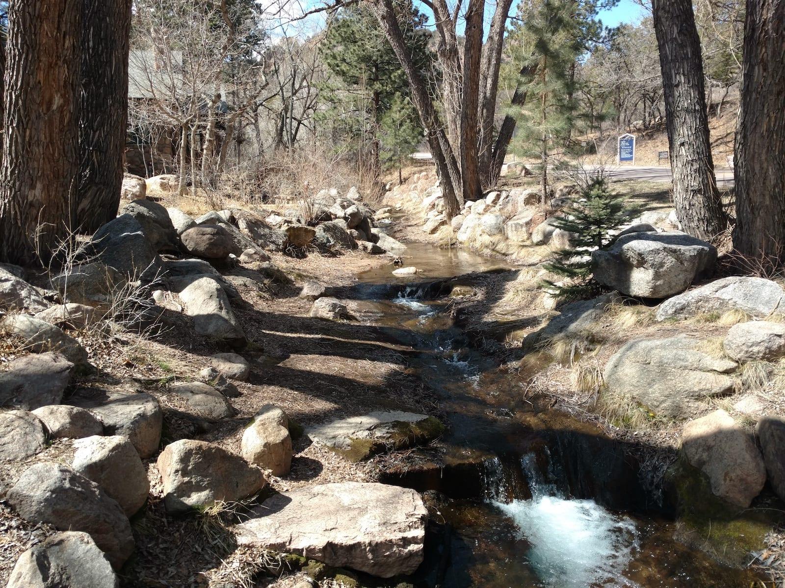 North Cheyenne Canon Park