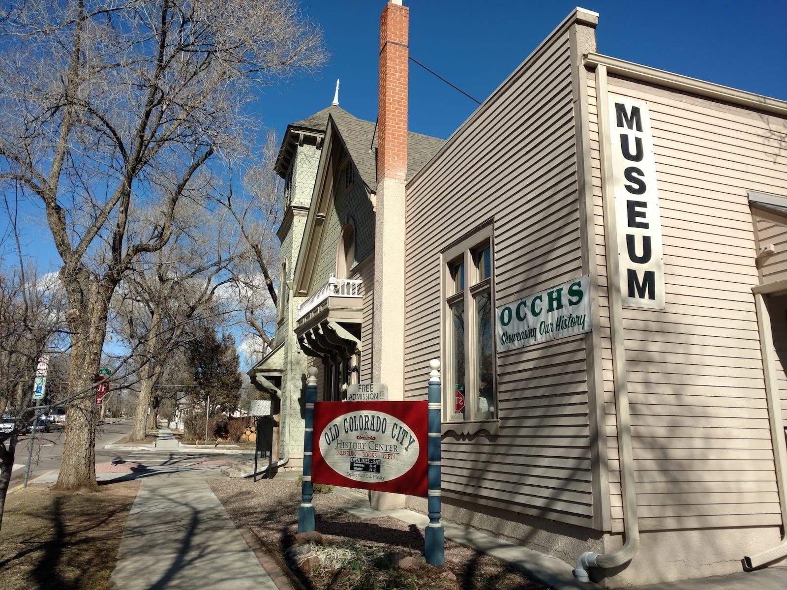 Old Colorado City History Museum