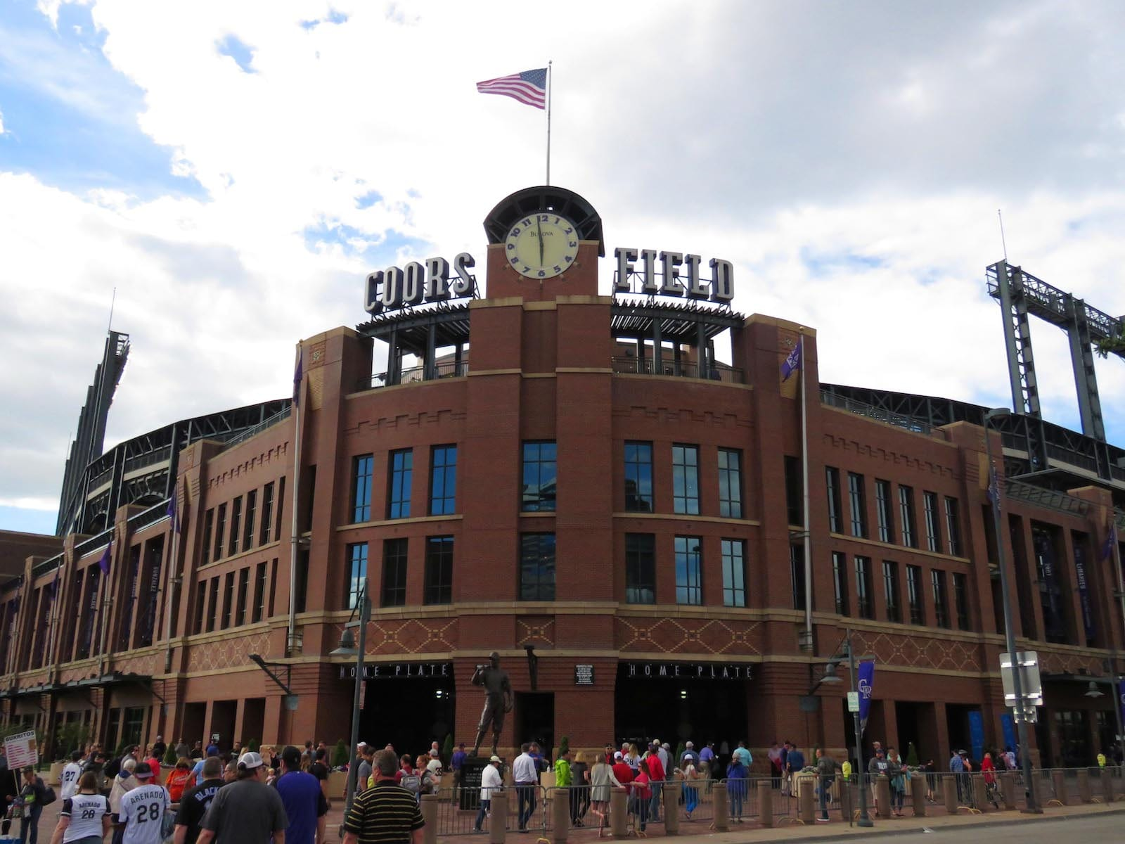 Coors Field Denver CO Stadium