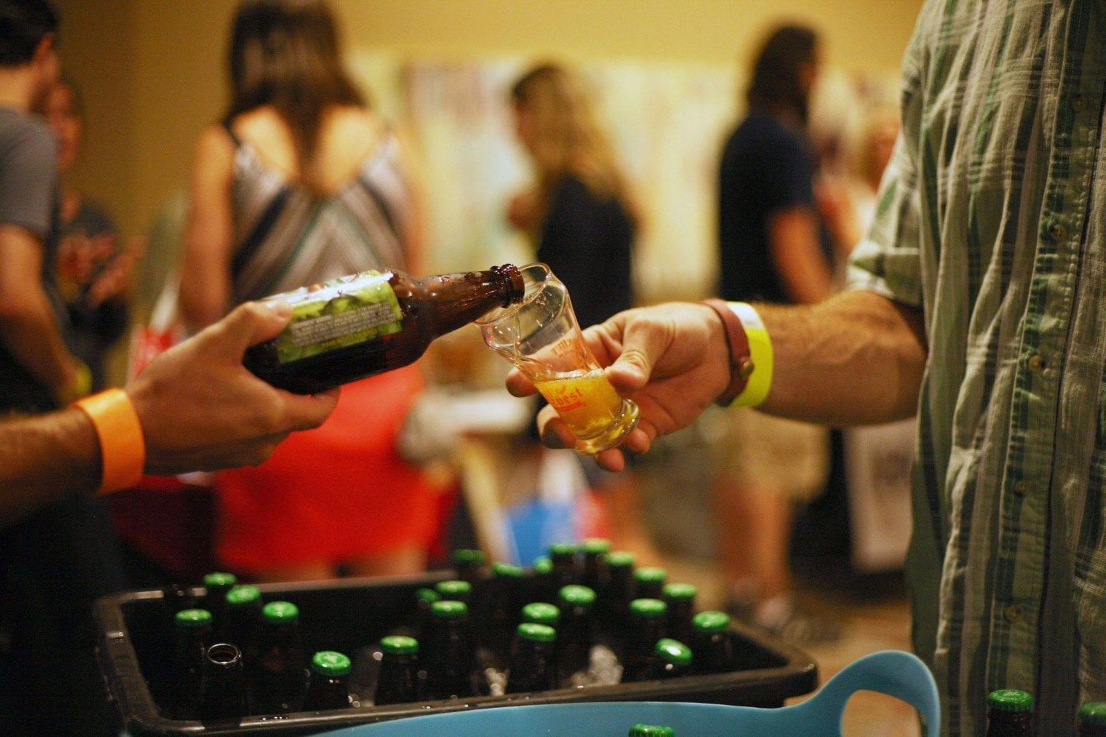 image of fall harvest beer festival fort collins