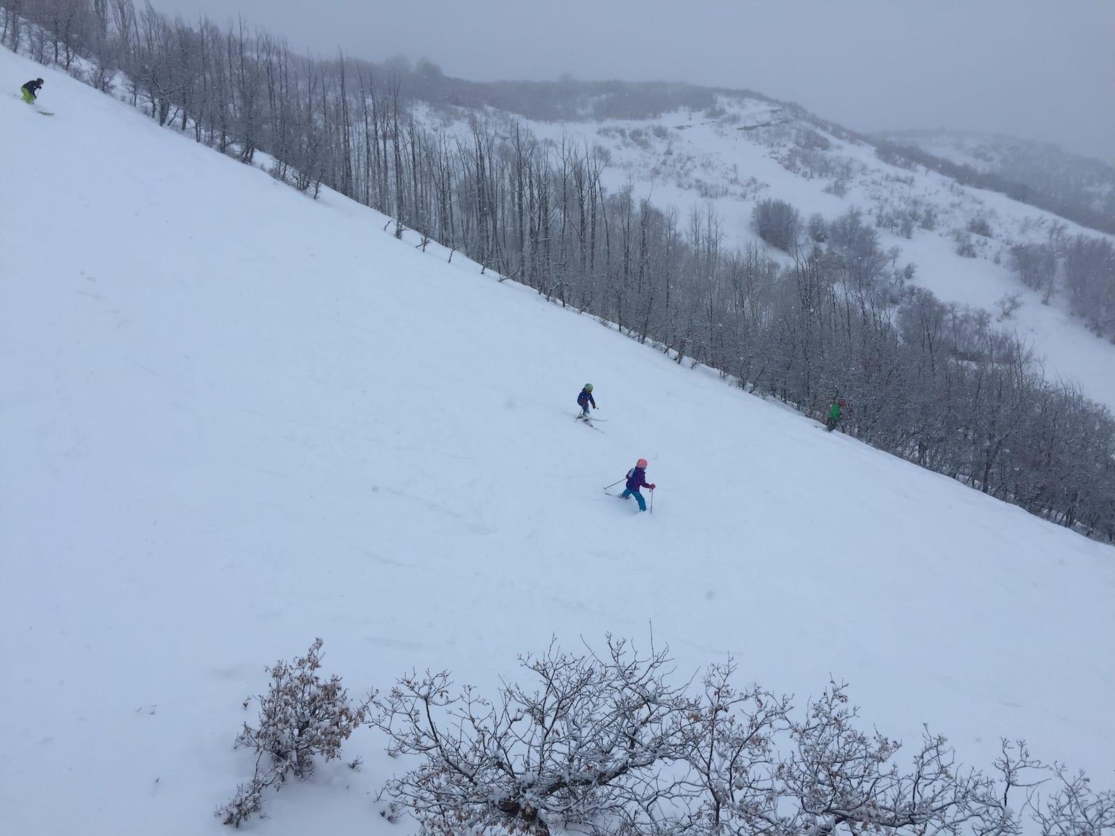 Hesperus Ski Area Durango