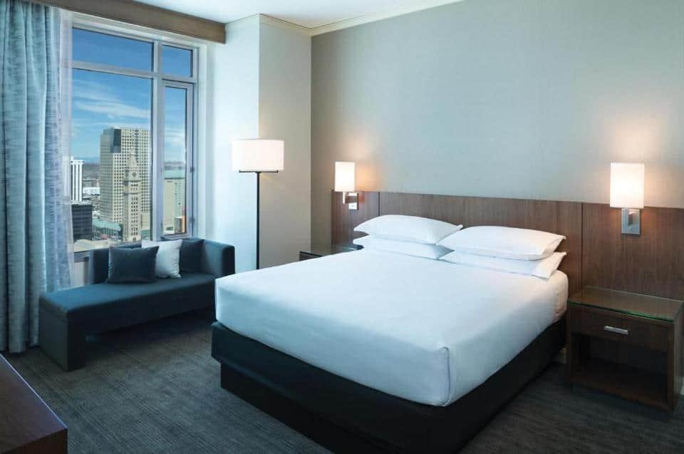 Hyatt Regency Denver at Colorado Convention Center Hotel Room