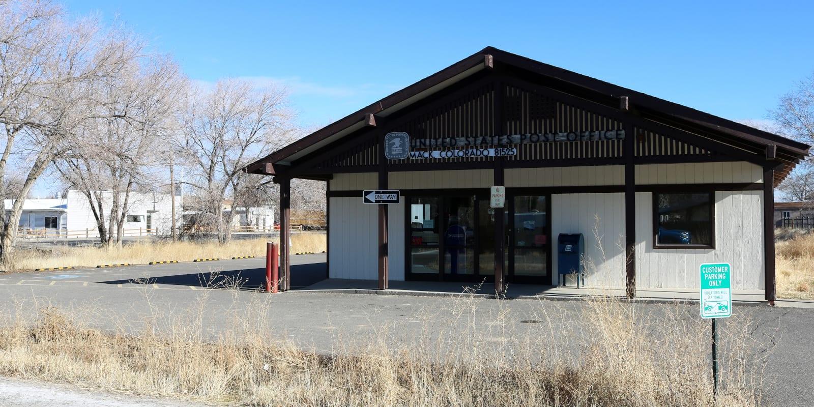 Mack CO Post Office