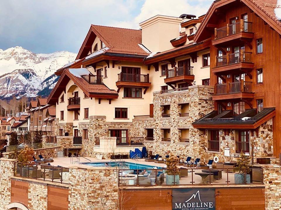 madeline hotel telluride