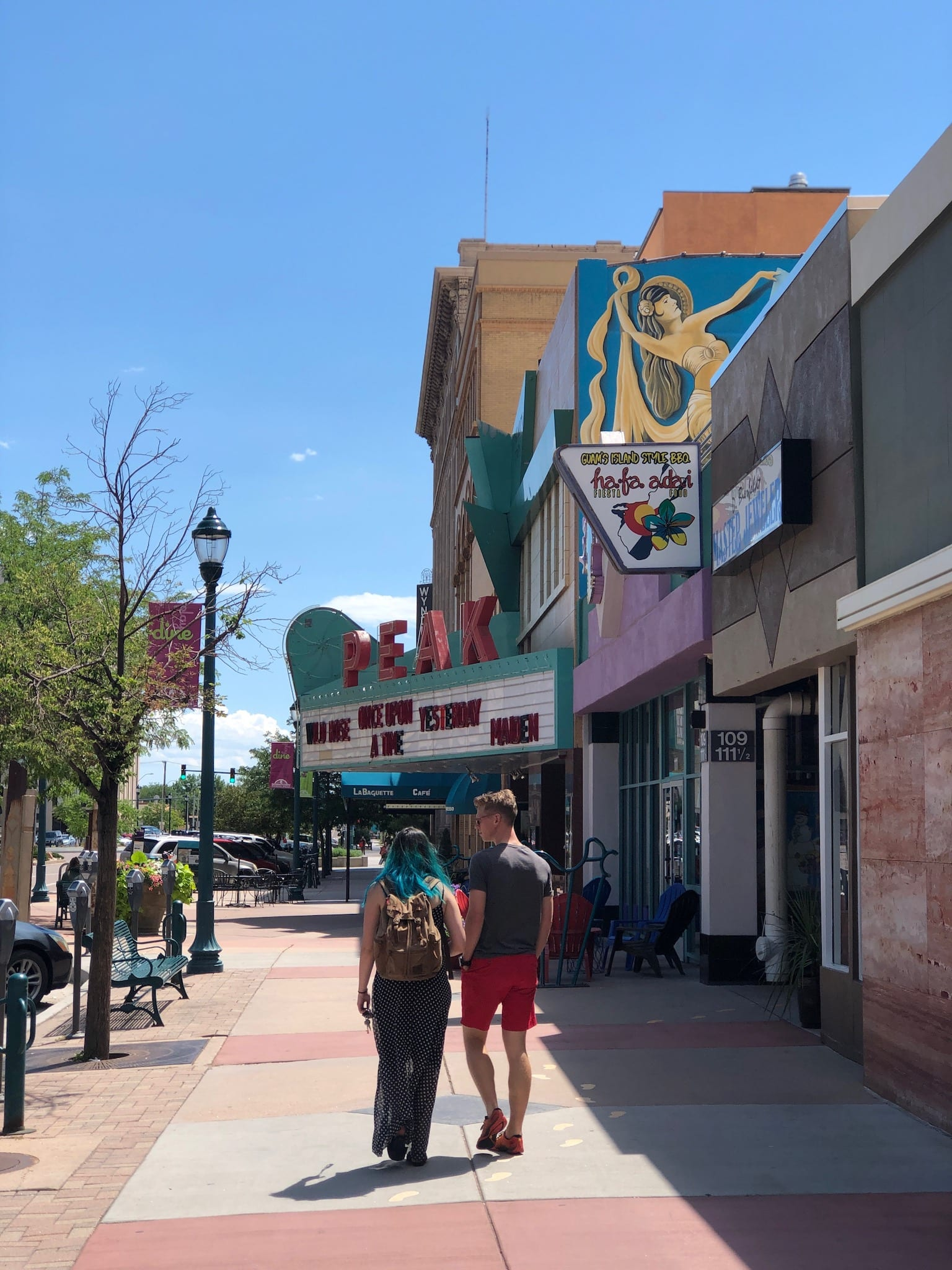 Kimball's Peak Three Theater Colorado Springs