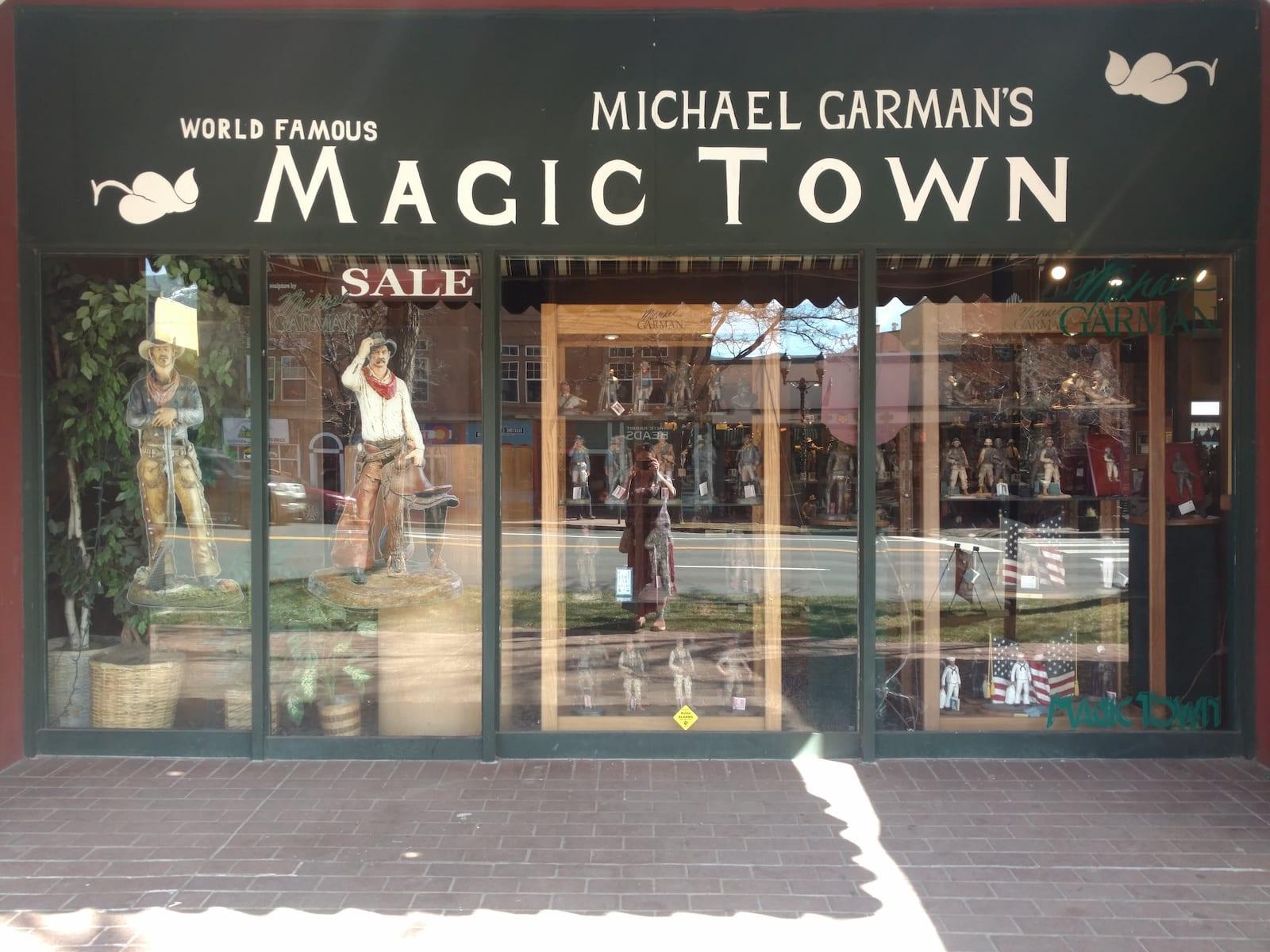 Michael Garman's Magic Town Colorado Springs