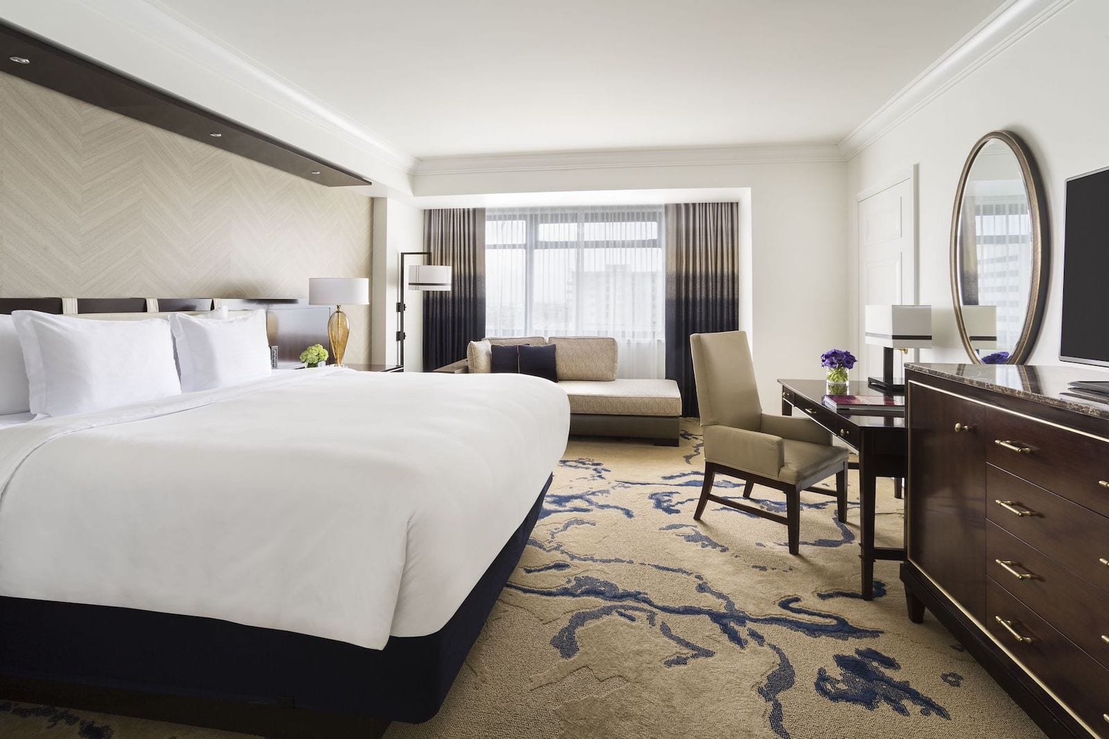 Ritz-Carlton Denver Hotel King Room