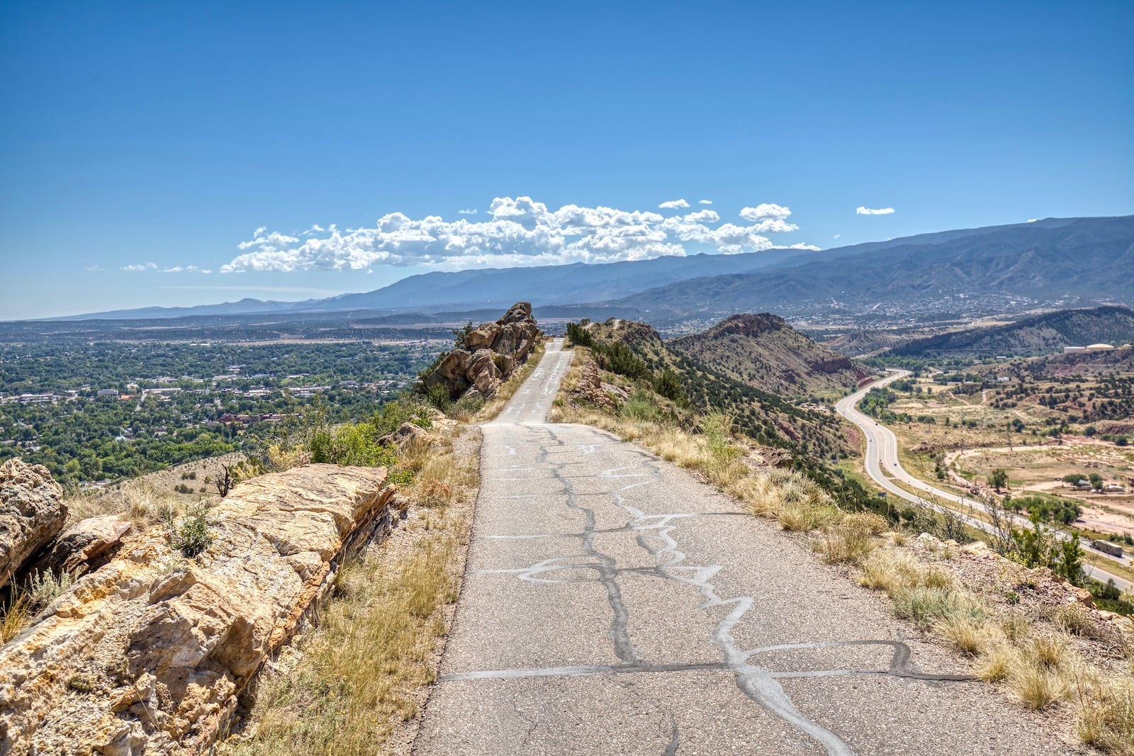 Skyline Drive Canon City Colorado
