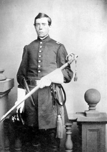 William Jackson Palmer American Civil War 1861