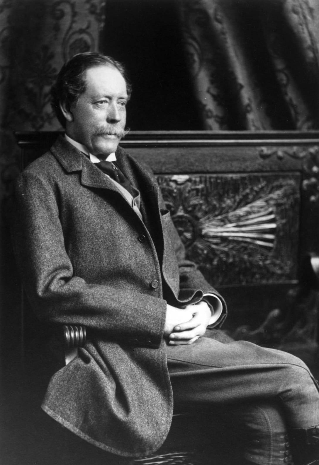 William Jackson Palmer Circa 1870