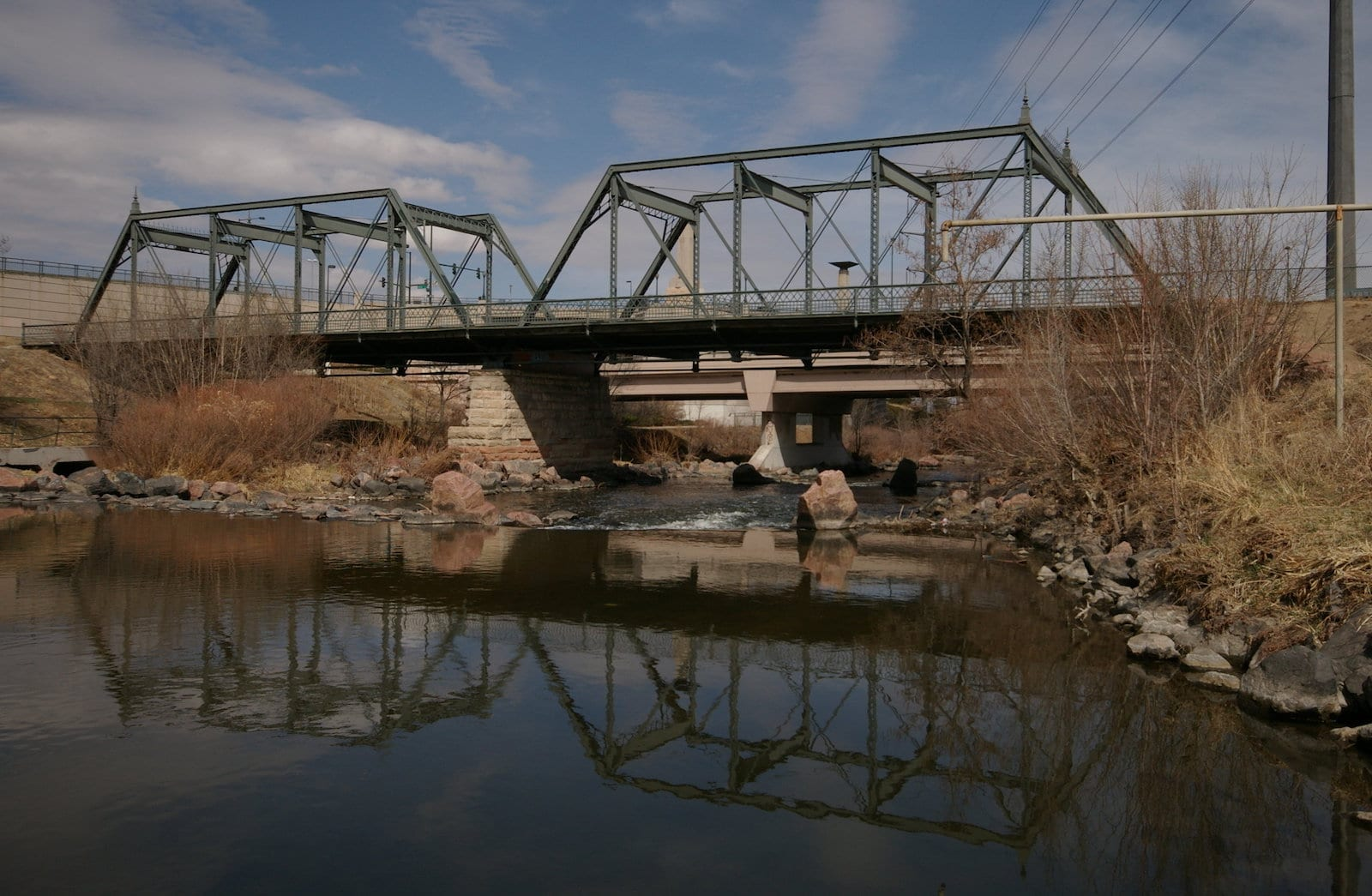 19th Street Bridge, CO