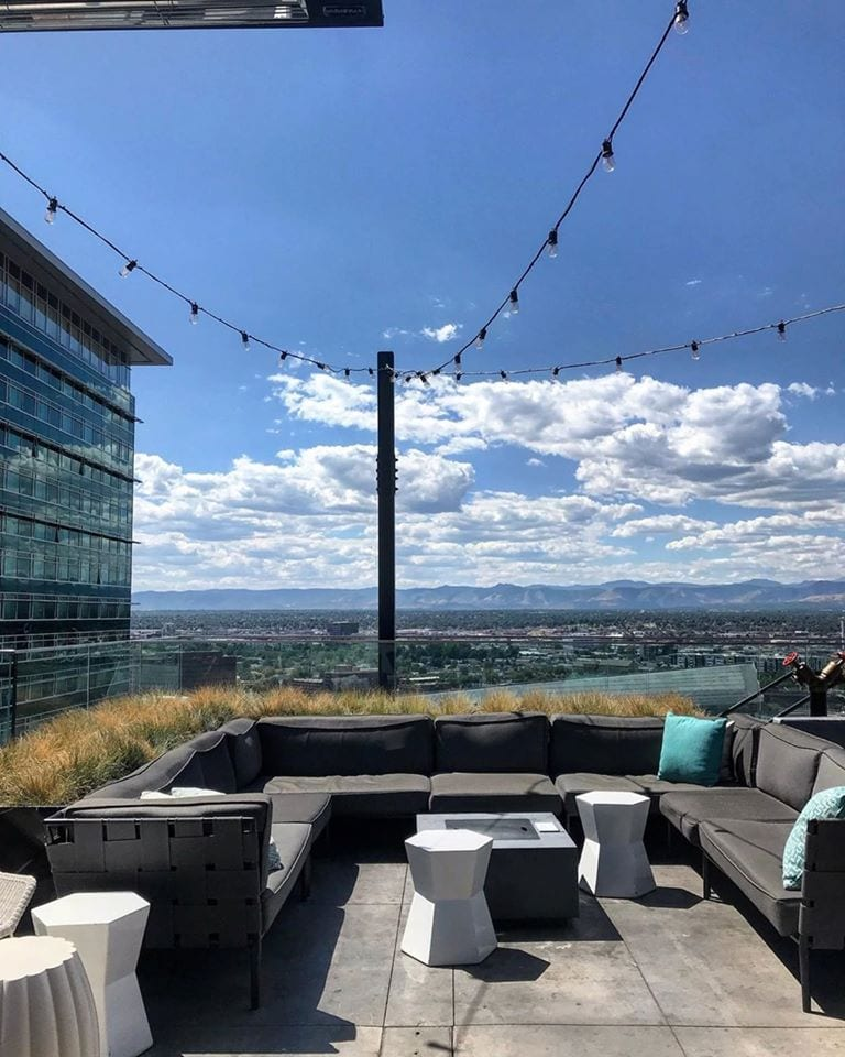 54thirty rooftop bar le meridian denver