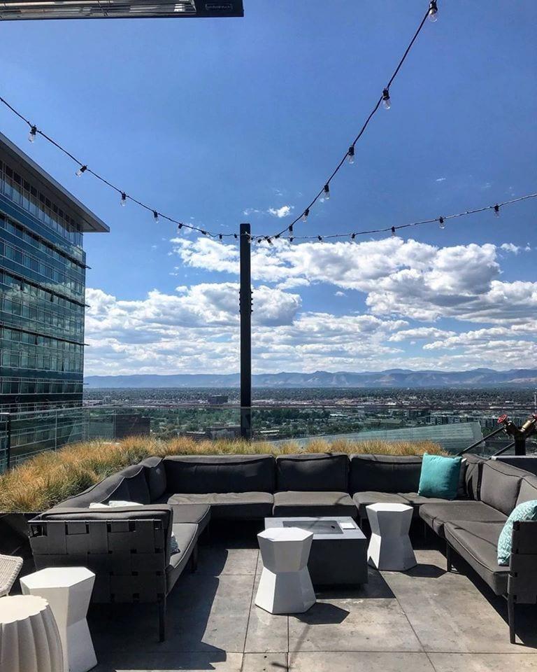 54thirty rooftop bar le meridian denver