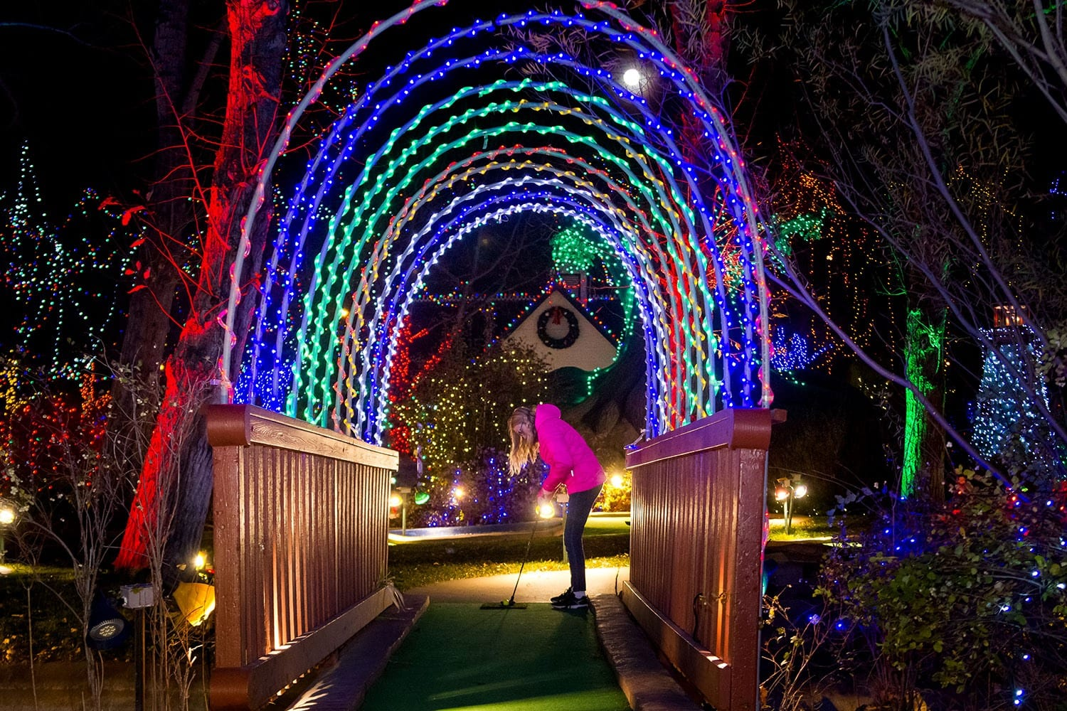 Adventure Golf & Raceway, CO