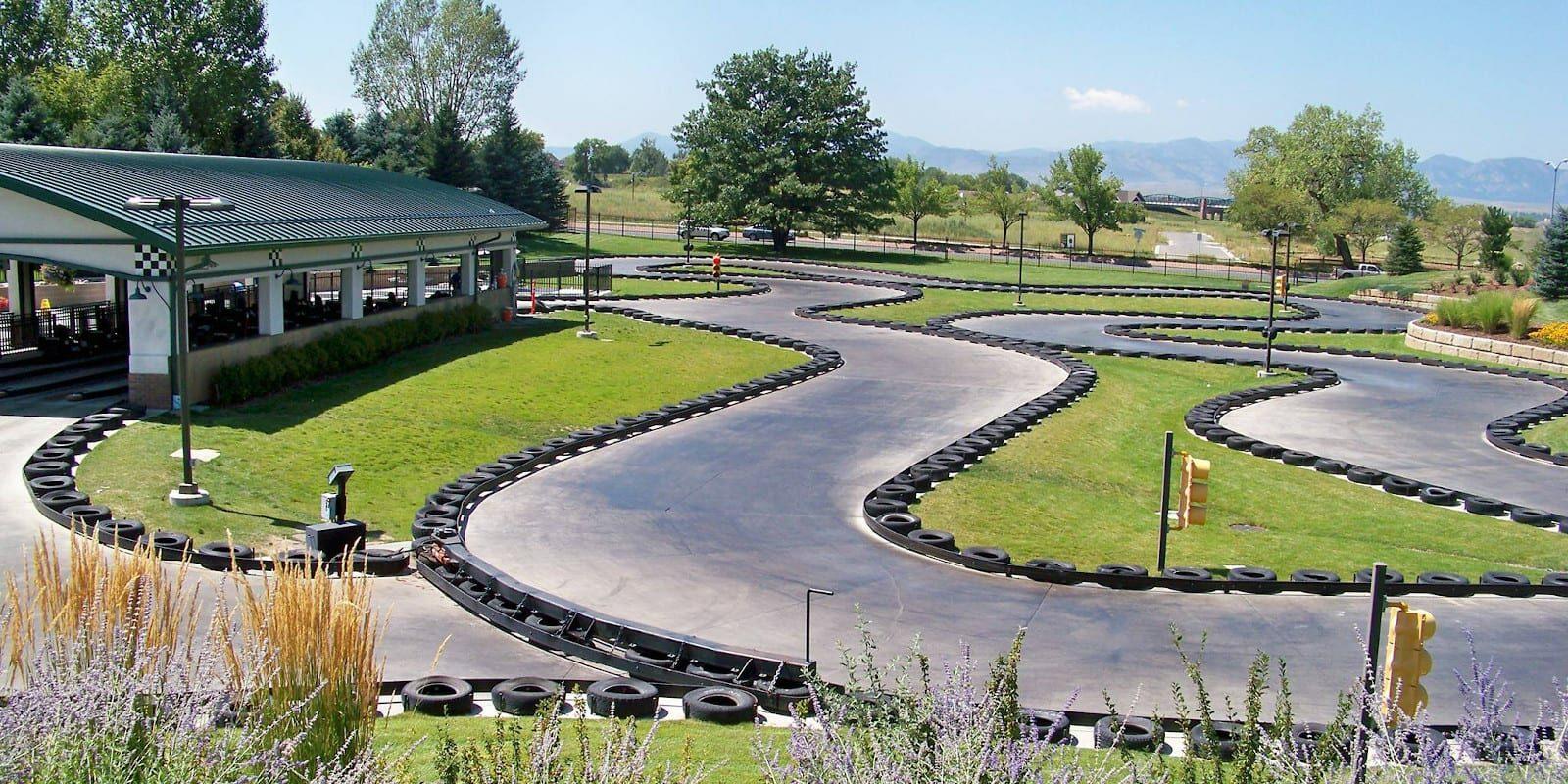 Adventure Golf & Raceway, CO