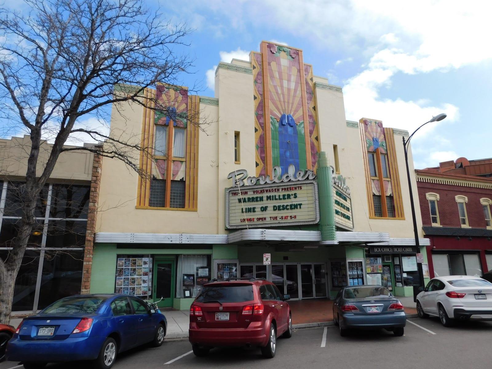Boulder Theatre, CO