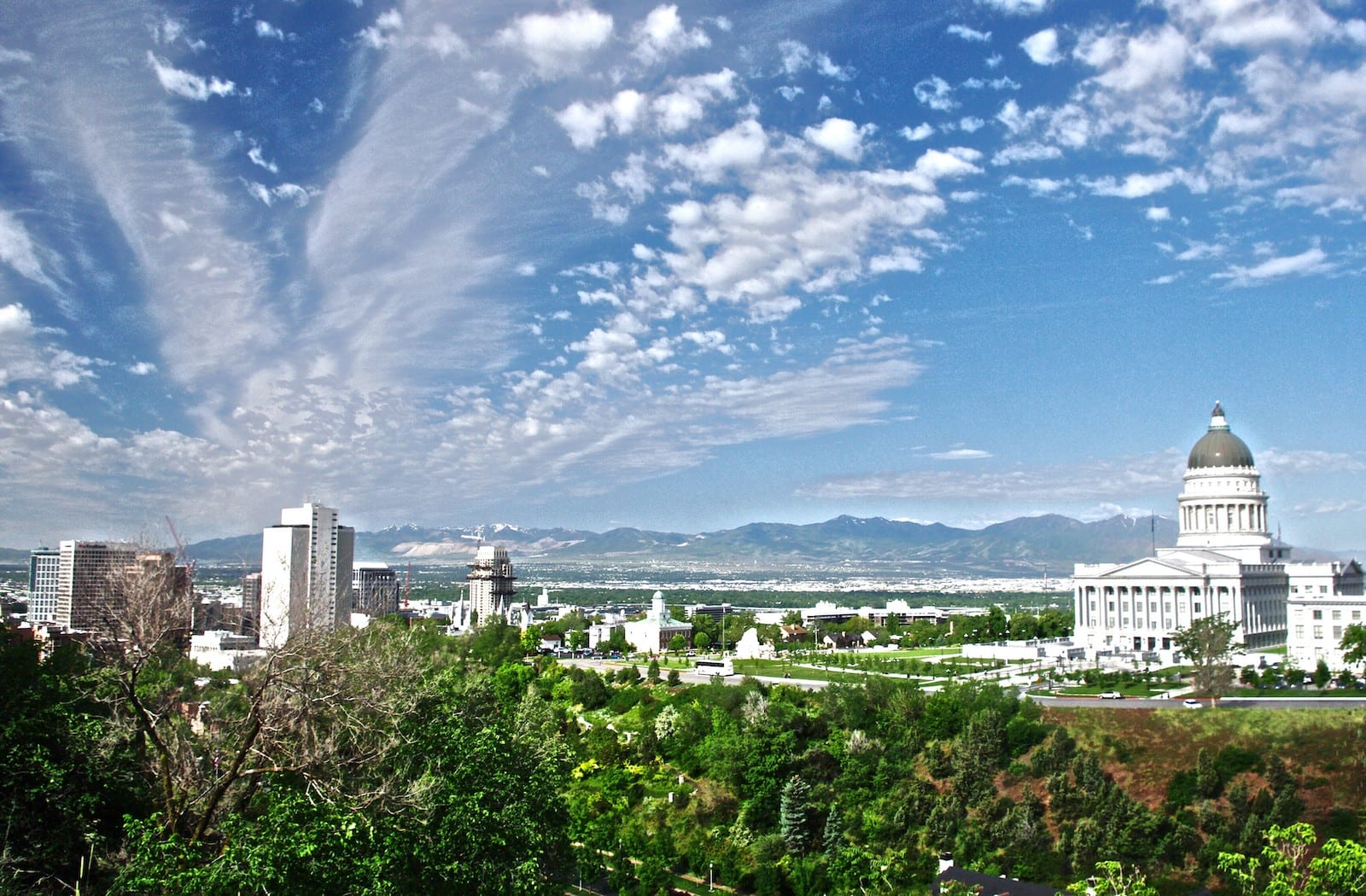 Capitol of the Beehive State, Utah