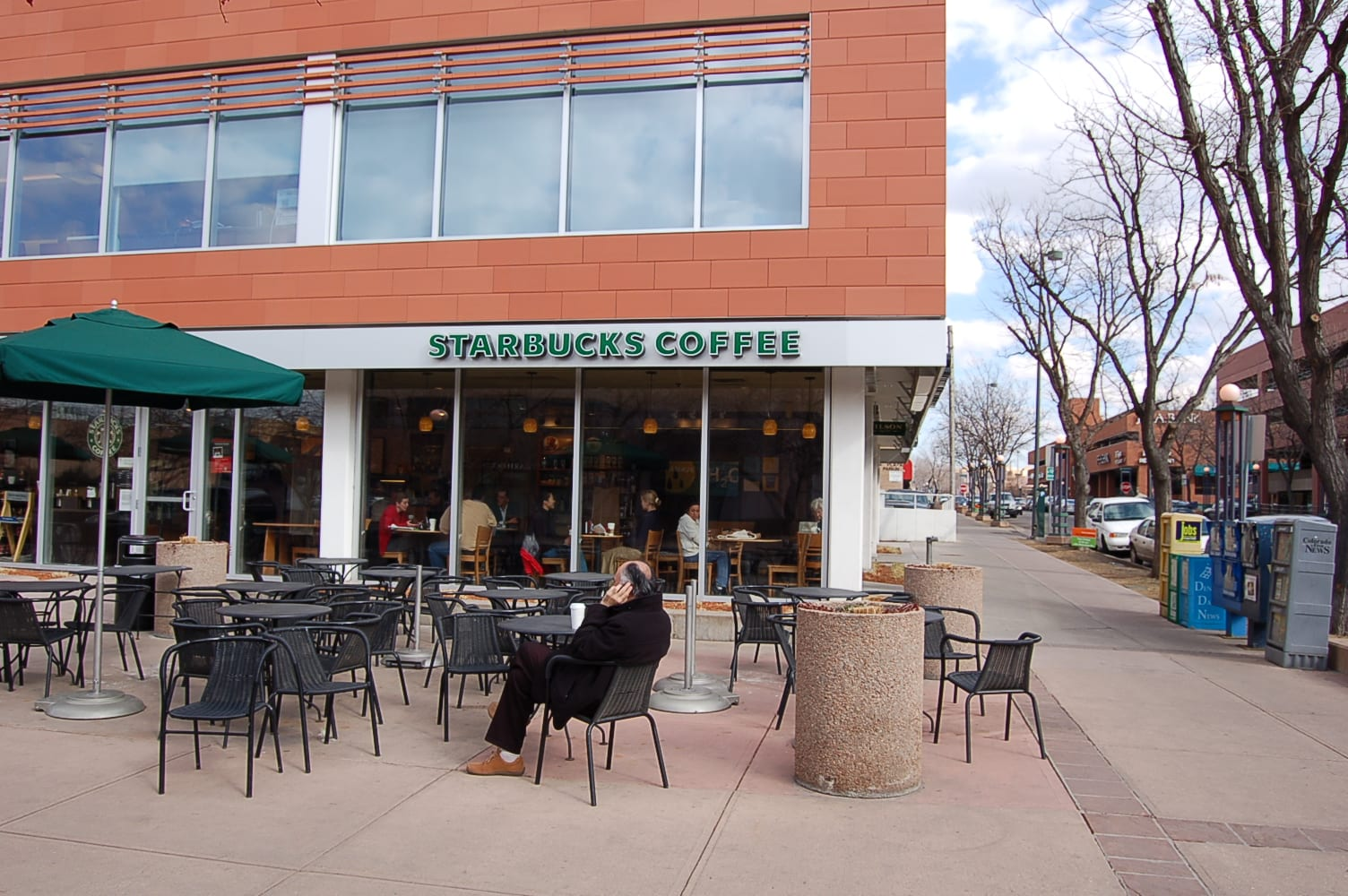 Cherry Creek North Starbucks, CO