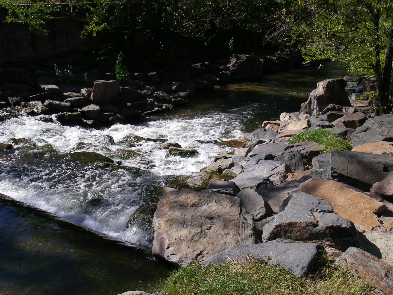 Cherry Creek Trail Colorado