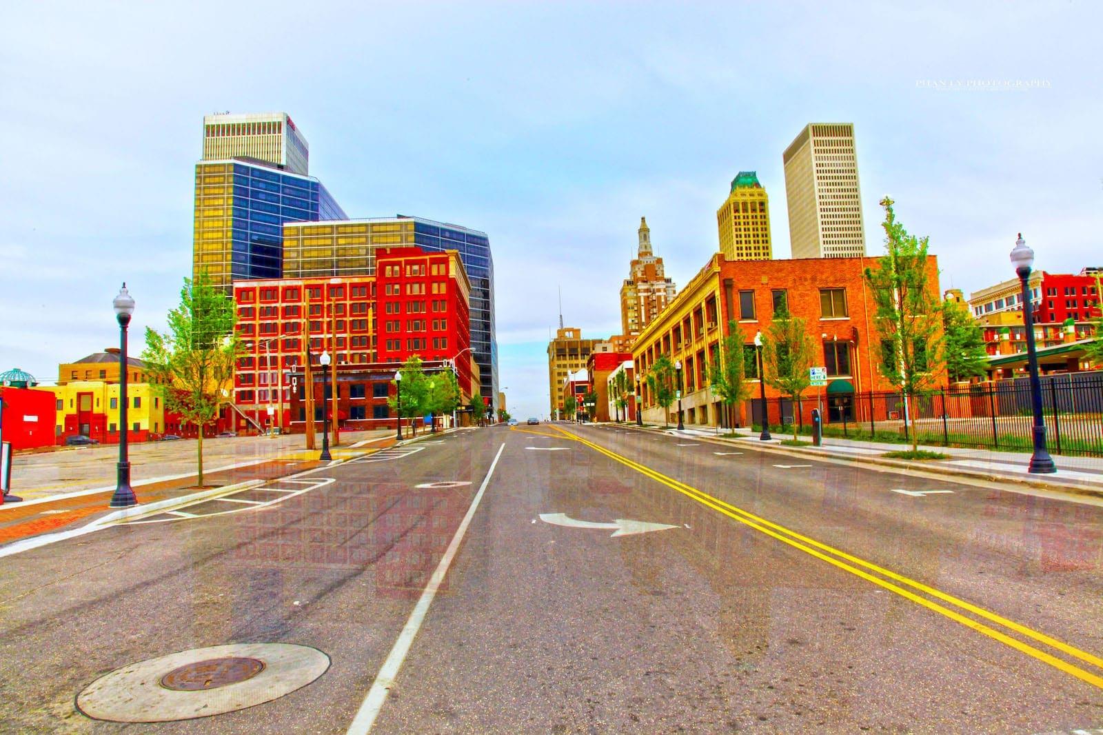 City of Tulsa, Oklahoma