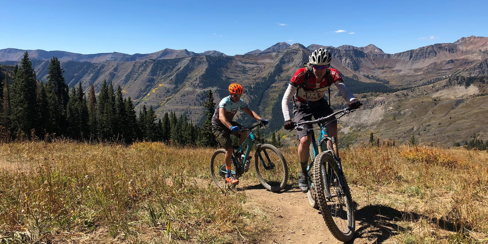 Crested Butte Mountain Bike Park, CO