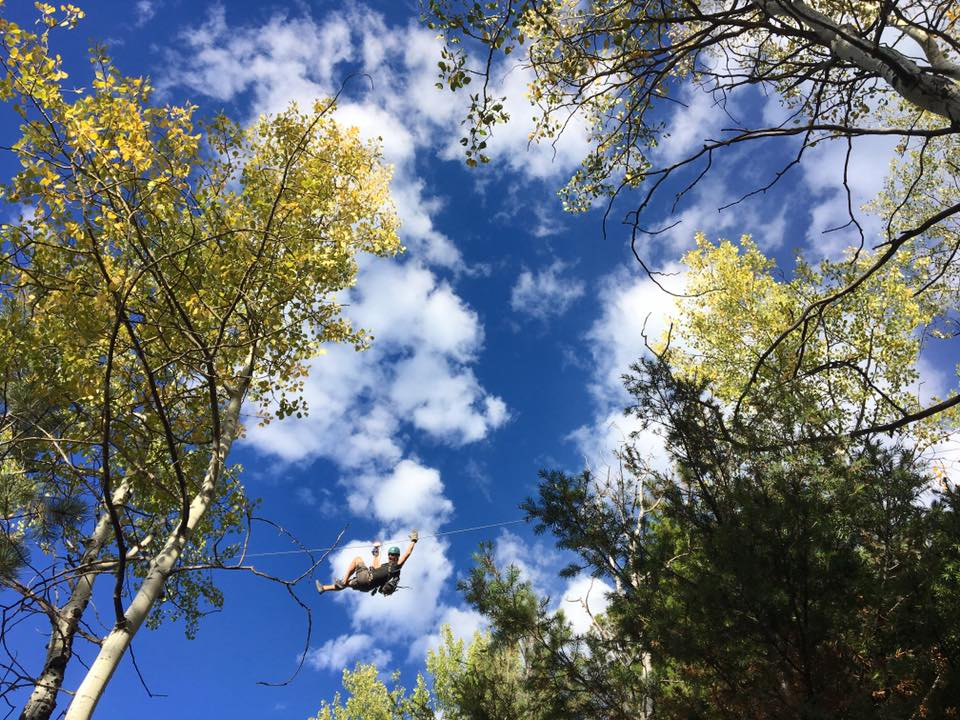 Denver Adventures Zipline Tours, CO