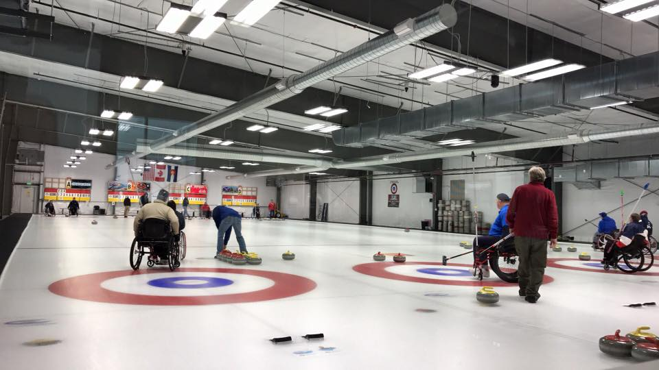 Denver Curling Center, CO