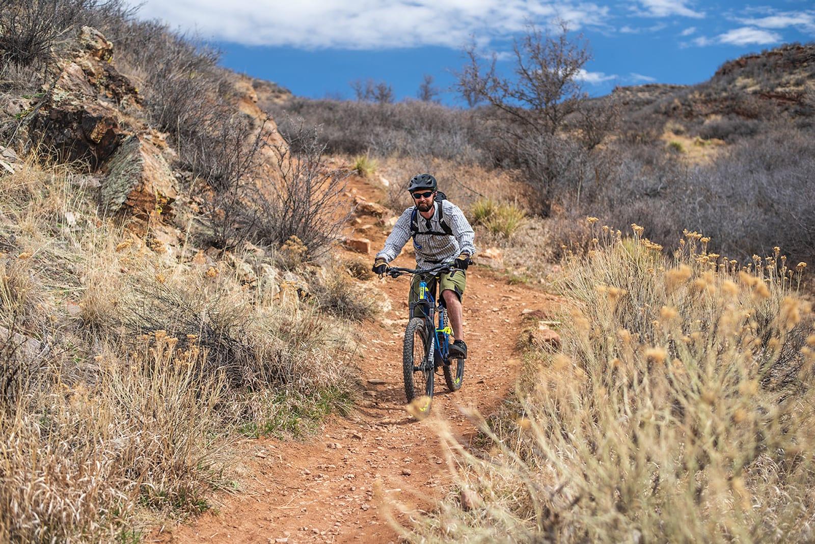 Devil's Backbone Open Space, Colorado