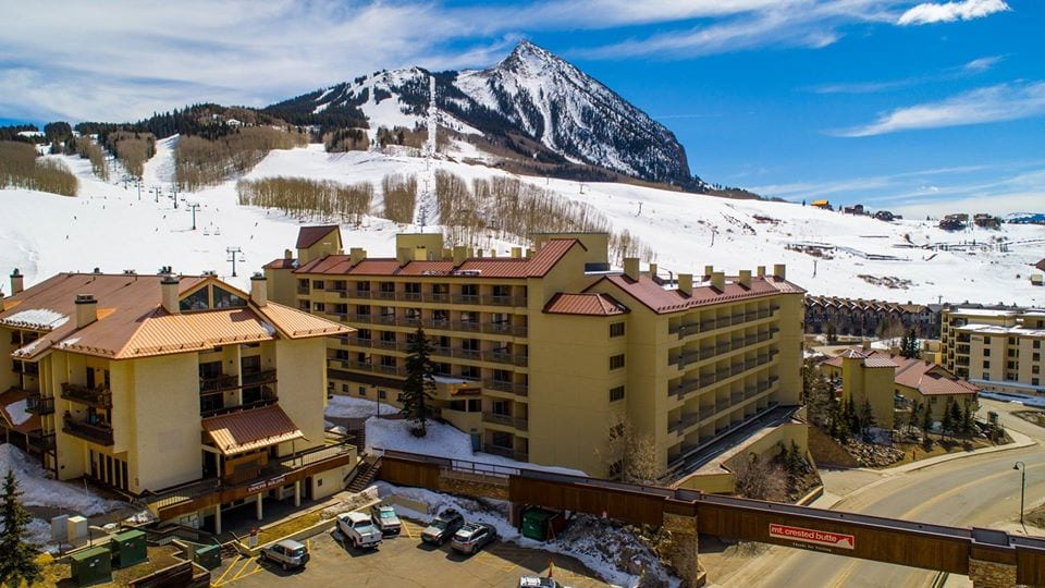 image of elevation hotel and spa crested butte