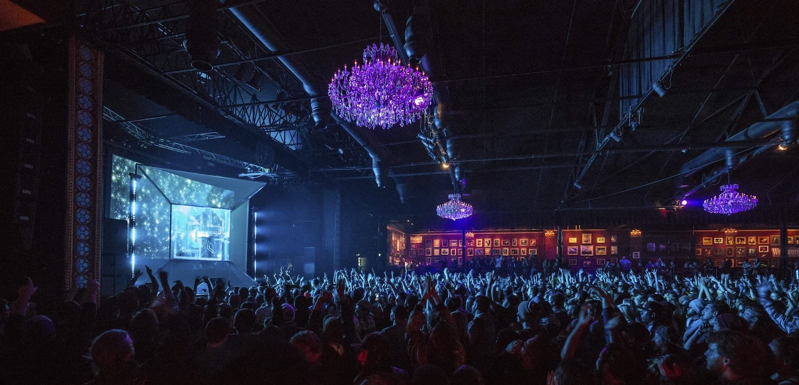 Fillmore Auditorium in Denver, CO