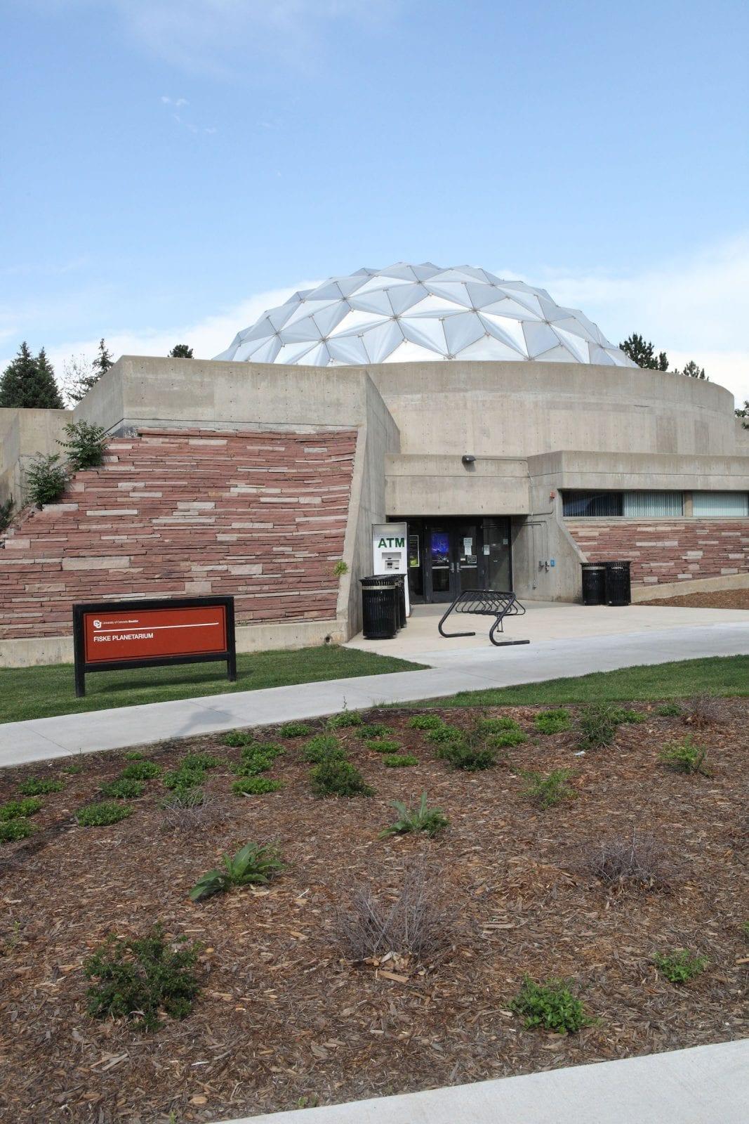 Fiske Planetarium, Colorado