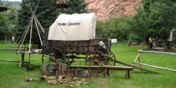 Flying W Ranch Chuck Wagon, CO