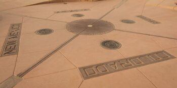 Four Corners Monument Colorado