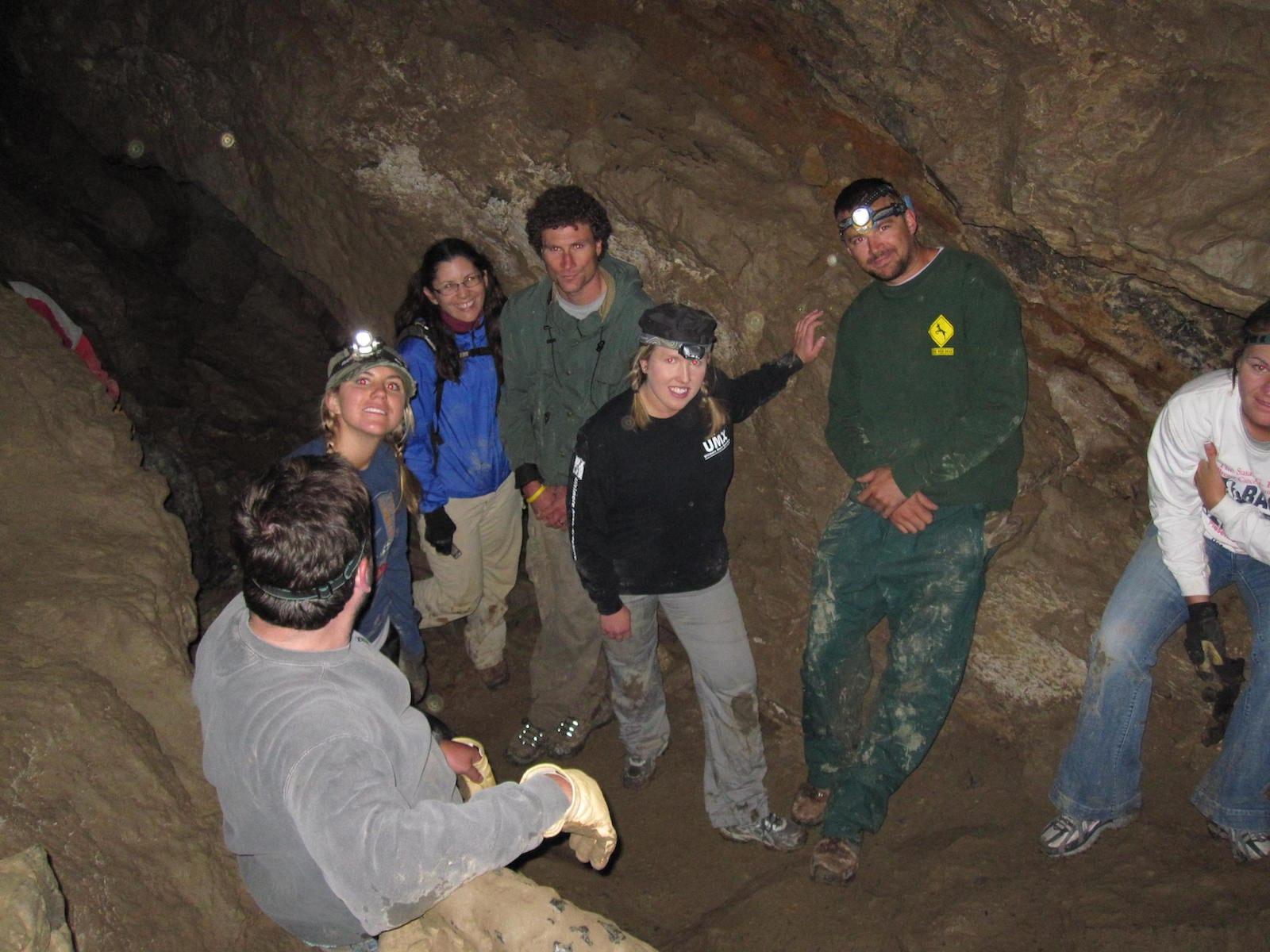 Fulford Cave, CO