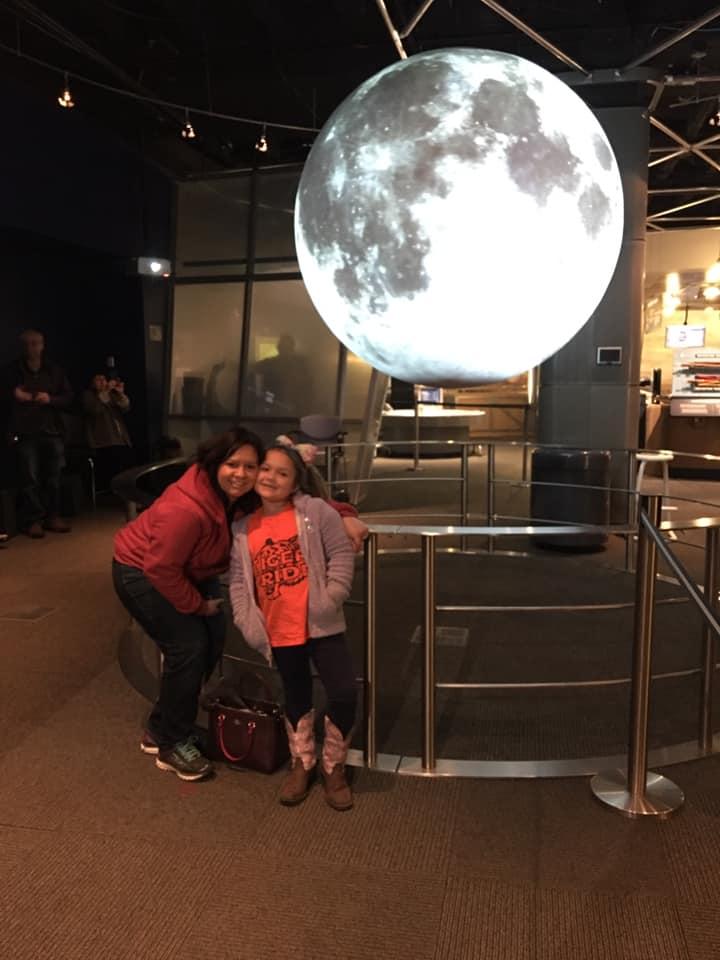 Gates Planetarium in Denver, CO